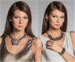 Как подобрать ожерелья под разные типы платьев